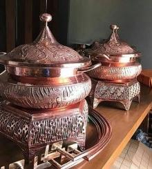 Pemanas Makanan / Chafing Dish 1